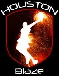 Houston Blaze Logo